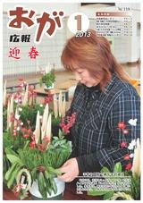 広報おが2013年1月号